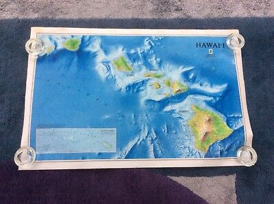Map Of Hawaii. National Geographic Society. Reprint 2005.