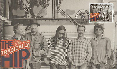 Canada #2656 The Tragically Hip First Day Cover