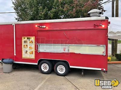 1963 AIRSTREAM BEVERAGE / Coffee Concession Trailer for Sale