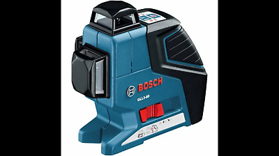 Bosch GLL3-80 360-Degree 3-Plane Leveling and Alignment Line Laser - From Canada