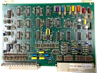 Z133 - pcb 451210758904 Digital Converter Board PHILIPS