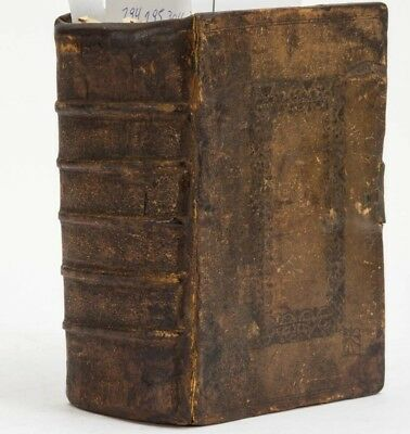 1569 THE BISHOPS BIBLE VERY RARE 1st 4TO ED COLUMBUS GOLD! JUGGE 16th CENTURY!!!