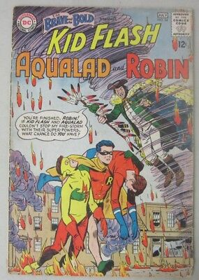 Brave And The Bold #54 Dc Comics 1St Appearance Of The Teen Titans