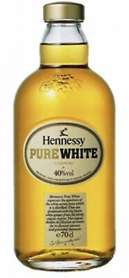Hennessy Pure White Cognac [Not Empty]  70cl - Brand New