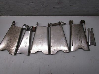 Crosby Hook Latch Lot of Large Sizes!