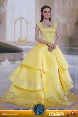 Hot Toys Beauty And The Beast - Belle / Sixth Scale / Mms422
