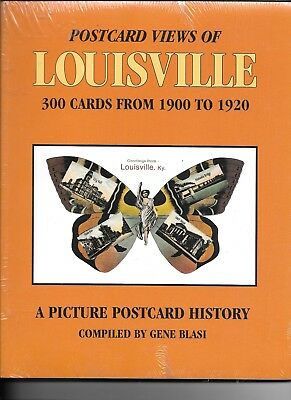 Postcard View Of Louisville 300 Cards From 1900 To 1920 A Picture Postcard Histo