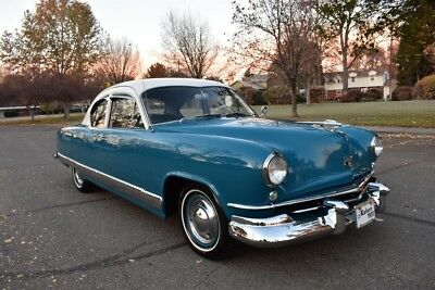 1951 Other Makes Deluxe Club Coupe BEAUTIFUL VERY RARE RESTORED 1951 KAISER DELUXE CLUB COUPE