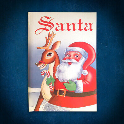 Santa Personalized Children's Book By SoniaMcD