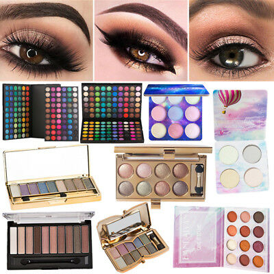 38 Styles Eyeshadow Palette Matte Highlighter Eye Shadow Powder Makeup Cosmetics