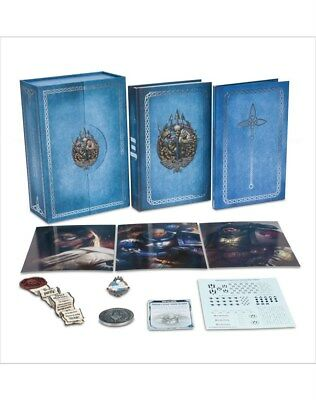 Spear Of The Emperor Limited Edition Warhammer New Aaron Dembski-Bowden
