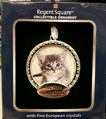 Meow Cat Picture Frame 729 Picclick