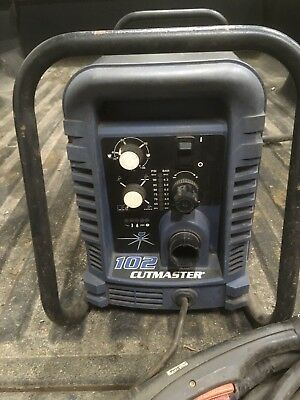 Thermal Dynamics Cutmaster 102 Plasma Cutter 100A