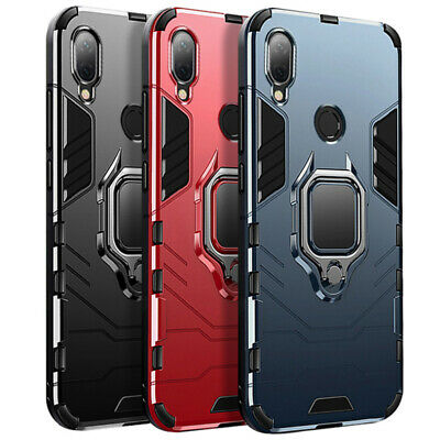 Magnetic Hybrid Shockproof Case Cover For Samsung Galaxy A8 A8 Plus A7 A9 2018
