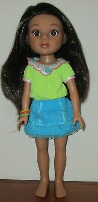 Hearts 4 Hearts Girls Consuelo From Mexico Doll Hearts For Hearts H4H