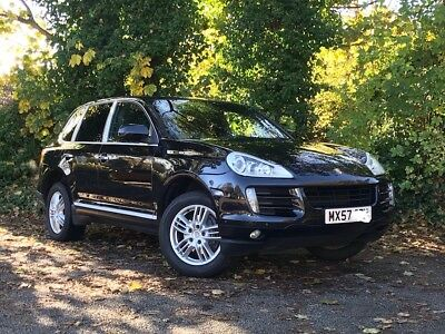 Porsche Cayenne 3.6 V6 Facelift 2007 DR owned for 10 years Part Exchange welcome