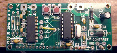 80Mhz Frequency Counter Digital Dial for Ham Radio N3ZI