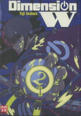 Dimension W Band 2 Kaze Manga