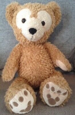Disney Store Duffy Bear Soft Toy