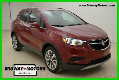 2019 Buick Encore Preferred 2019 Preferred New Turbo 1.4L I4 16V Automatic FWD SUV OnStar
