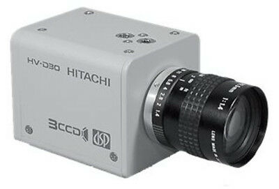 HITACHI HV-D30P Hitachi High Resolution 3-CCD Farb Camera