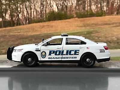 UNION CITY TENNESSEE Police Department SUV diecast car