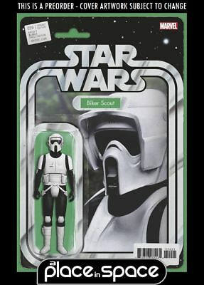 (Wk02) Star Wars, Vol. 2 (Marvel) #59B - Action Figure Var - Preorder 9Th Jan