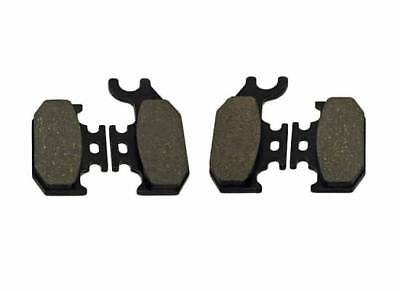 2015 Can-Am Commander Max 1000 DPS, LTD, XT Rear Brakes Brake Pads