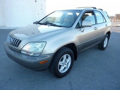 2001 Lexus RX  2001 LEXUS RX 300 141000 MILES IN SPOTLESS CONDITION FULLY LOADED ALL POWER !!!!