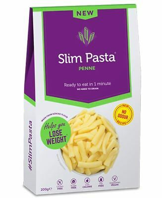 Eat Water Slim Pasta Penne 200g (Pack of 5)