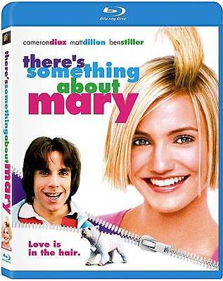 There's Something About Mary Comedy (Blu-ray Disc,2009) NEW Sealed Free Shipping