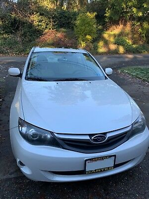 2011 Subaru Impreza Passenger Car Sedan 2011 Subaru Impreza 2.5i - One Owner, Like New Condition!