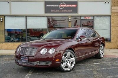 2007 Bentley Continental Flying Spur  low mile free shipping warranty exotic luxury awd clean rare collector finance