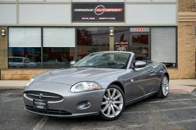 2007 Jaguar XK  convertible free shipping warranty clean carfax luxury finance cheap