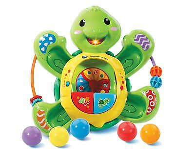 VTech - 506105 - Pop'Balles - Tortue Tourni  Figurine Unique New Free