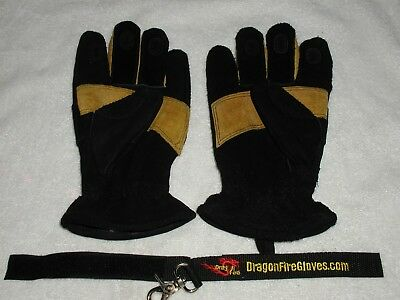 Dragon Fire Alpha X Gauntlet NFPA Structural Fire Glove Large