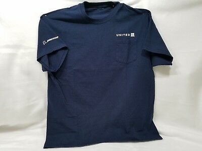 United Airlines T Shirt