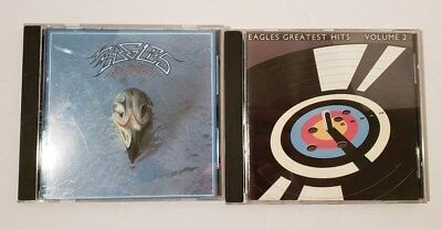 The Eagles Greatest Hits Volumes 1 & 2 Cd