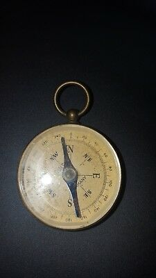 Old Vintage Thalson German Germany Compass Estate Find