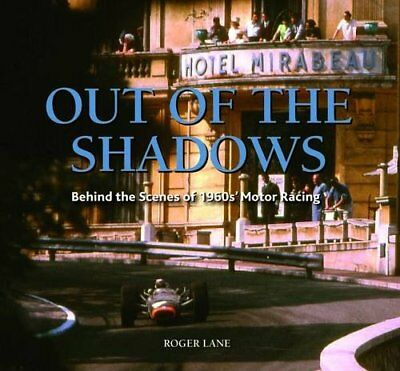 Out of the Shadows by Lane, Roger Hardback Book The Cheap Fast Free Post