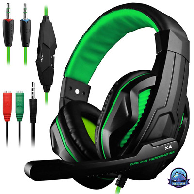 Fortnite Pro Headset with Mic & Volume Control for PS4, Xbox One,Nintendo switch