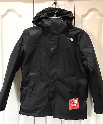 NWT The North Face Abbit 4-1 Triclimate Jacket Big Boys Large 14/16