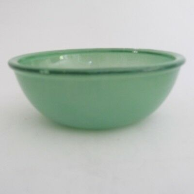 Small Green Vintage Glass Dish Princess  Pyrex Agee Made in Australia