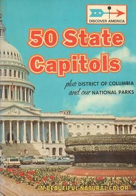 50 State Capitols plus District of Columbia and our National Parks