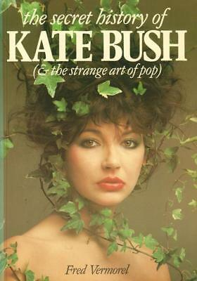 Fred Vermorel The secret history of Kate Bush