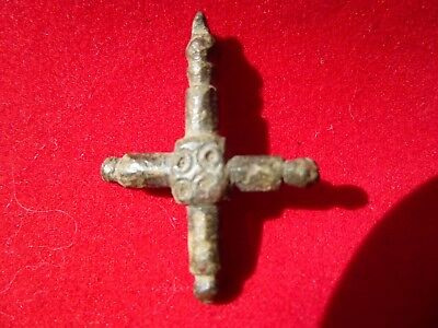 6th-8th Century Byzantine Cross Pendant