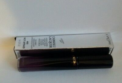 Lancome L'Absolu Lacquer  n.490 Not Afraid