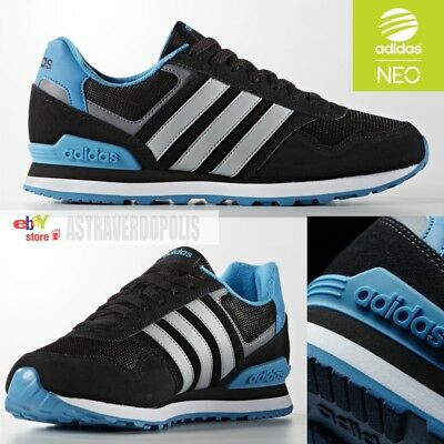 Adidas Shoes Mens Neo 10K Originals Black Zx 700 Superstar Blue Aw4686 Gazelle