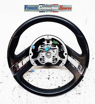 Citroen C4 Picasso Grand Picasso Leather Steering Wheel