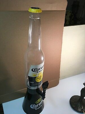 Vintage Corona Extra Beer Bottle Tapper Large 28-1/2""